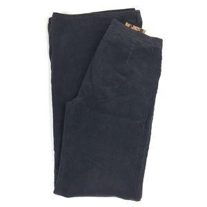 Era Of Chaos Womens Size 28 Gray Corduroy Pants